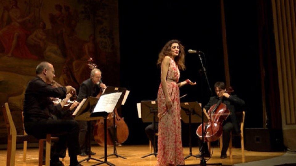 Cristina ZavalloniImprovvisazione jazz d'autore