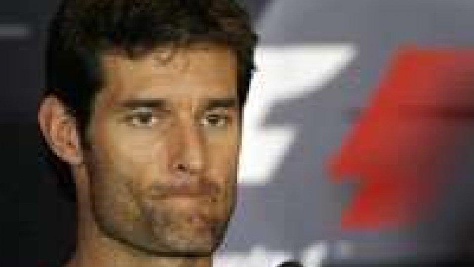 Webber davanti , Alonso è quinto