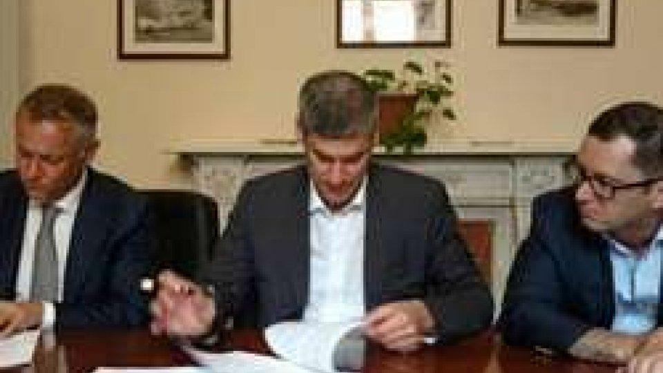 AIRiminum 2014 firma l'atto aggiuntivo per l'ottenimento del Decreto Interministeriale MIT - MEF