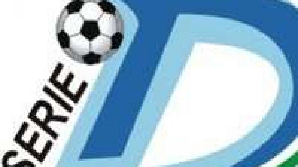 Serie D: giocati i recuperi 24° giornata