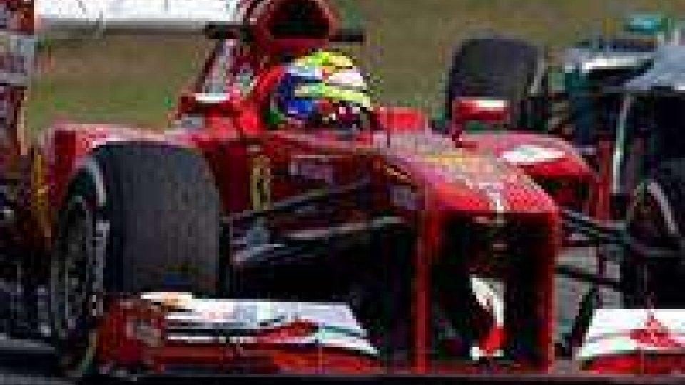Formula 1: Alonso e Massa primi dopo ultime libere in Cina