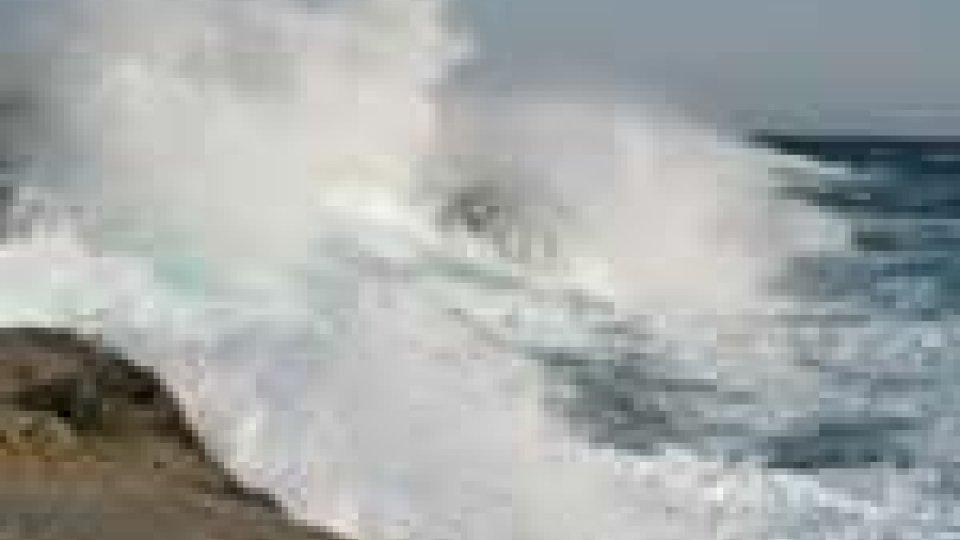 Danni a disagi in Romagna per le mareggiate