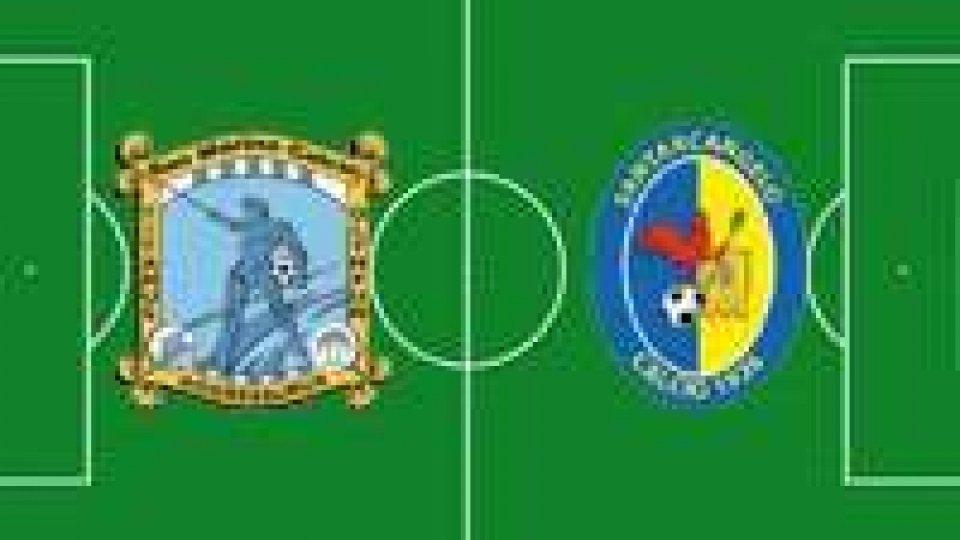San Marino - Santarcangelo 1 - 1