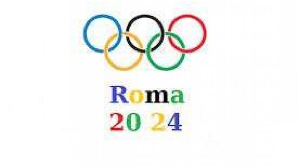 Roma 2024: firmata ufficialmente la candidatura