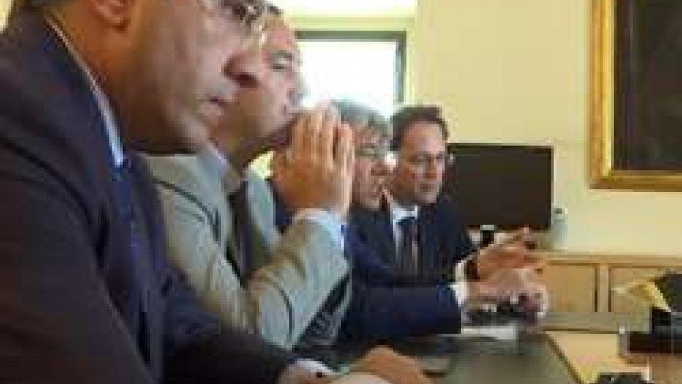 Congresso di Stato (conf. stampa)Congresso: accolte dimissioni di Antonella Mularoni. Astensione di due Segretari di Stato del Psd