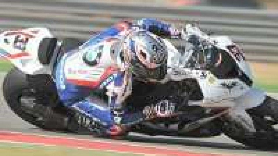 Superbike, Aragon: Laverty il più veloce, alle 15:00 la Superpole