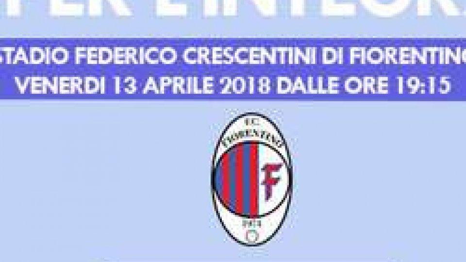 Insieme per l'integrazione: venerdì allo Stadio Federico Crescentini di Fiorentino