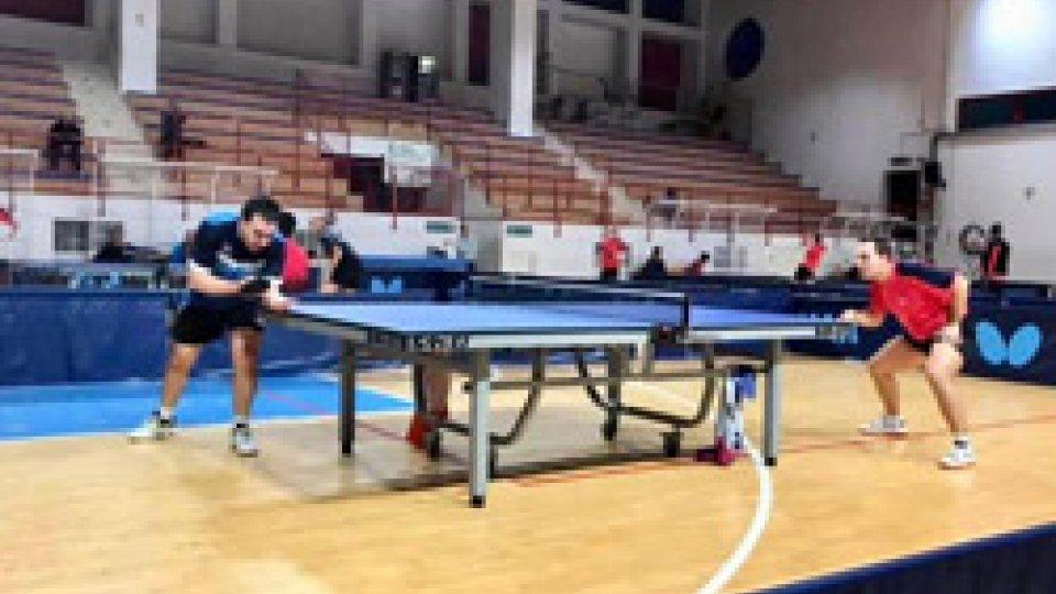 Tennistavolo: la Juvenes di B1 vince in trasferta