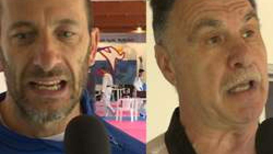 "Secondo Bernardi - Giovanni UgoliniTaekwondo, Bernardi e Ugolini: ""Orgogliosi dei nostri ragazzi"""