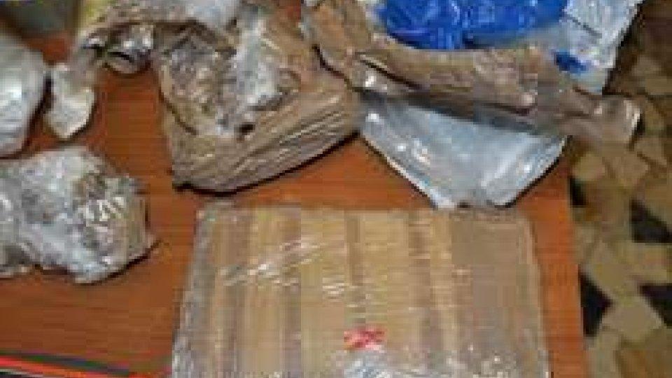 Arrestati dalla Polizia due grossi spacciatori di droga