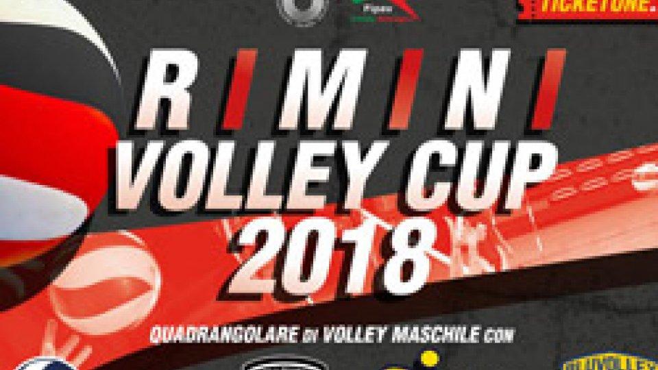 RIMINI VOLLEY CUP, IL SECONDO MATCH SARÀ LATINA-MILANO