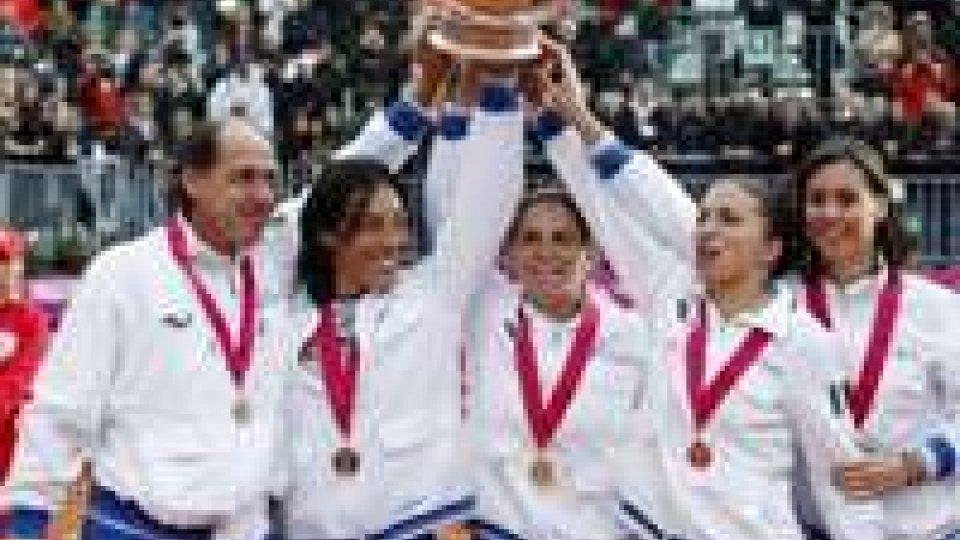 Federation Cup: a Rimini Italia-Usa