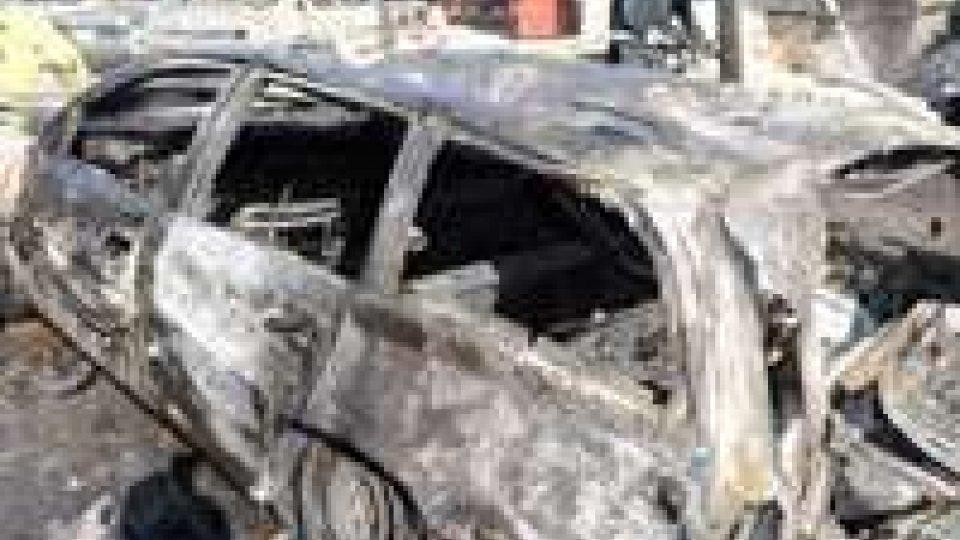 Strage in Siria: esplode autobomba. Morte 34 persone.