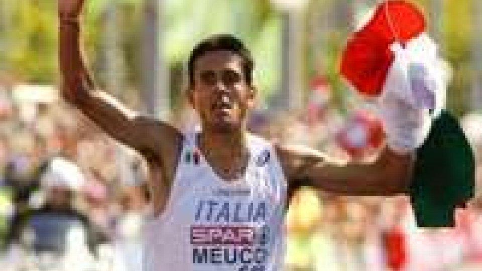 Atletica Leggera: Meucci Oro nella Maratona