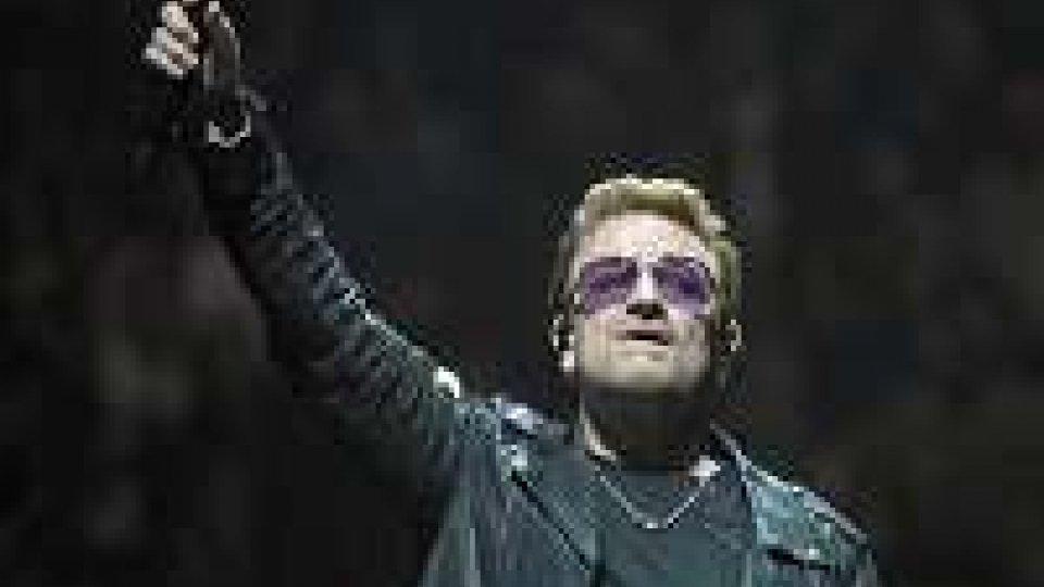 Bono Vox, un piano Marshall per i migranti