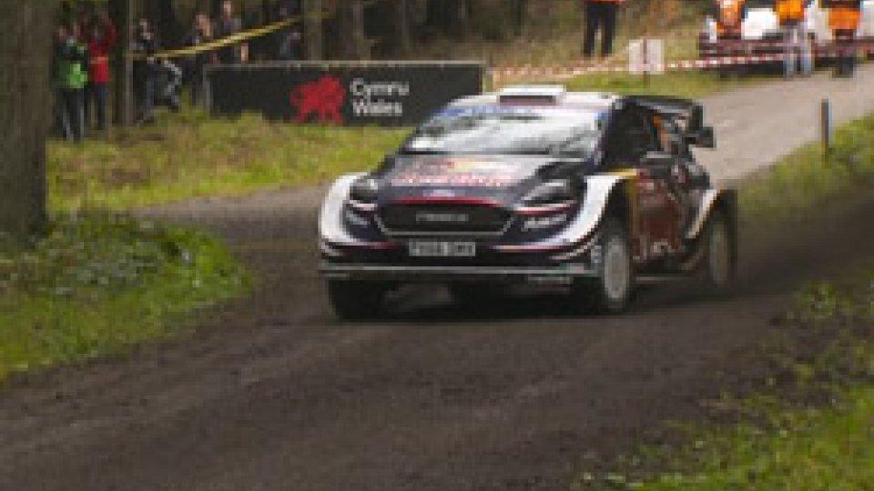 Si scaldano i motori per il Rally del Galles