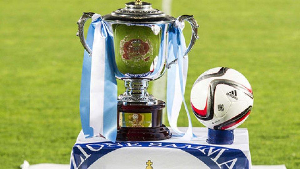 Coppa Titano: Folgore, Cosmos e Libertas ai quarti