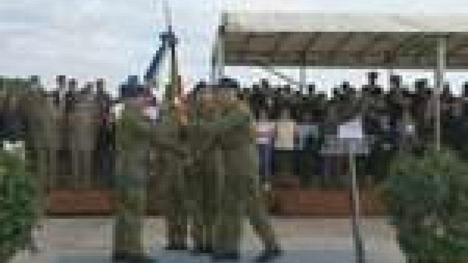 Rimini, cambio di comando al settimo reggimento Vega