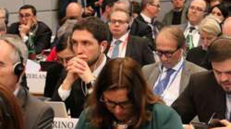 Luca Santolini e Oscar Mina