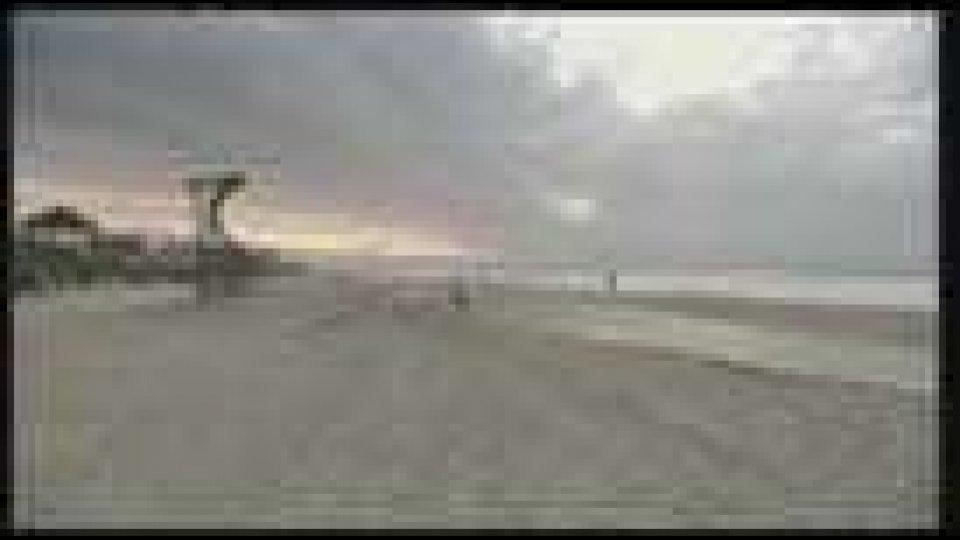 L'uragano Irene ha fatto la sua prima vittima