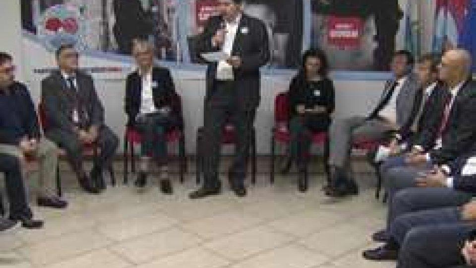 Presentazione PSDPer il Psd endorsement di Serracchiani e Ayala