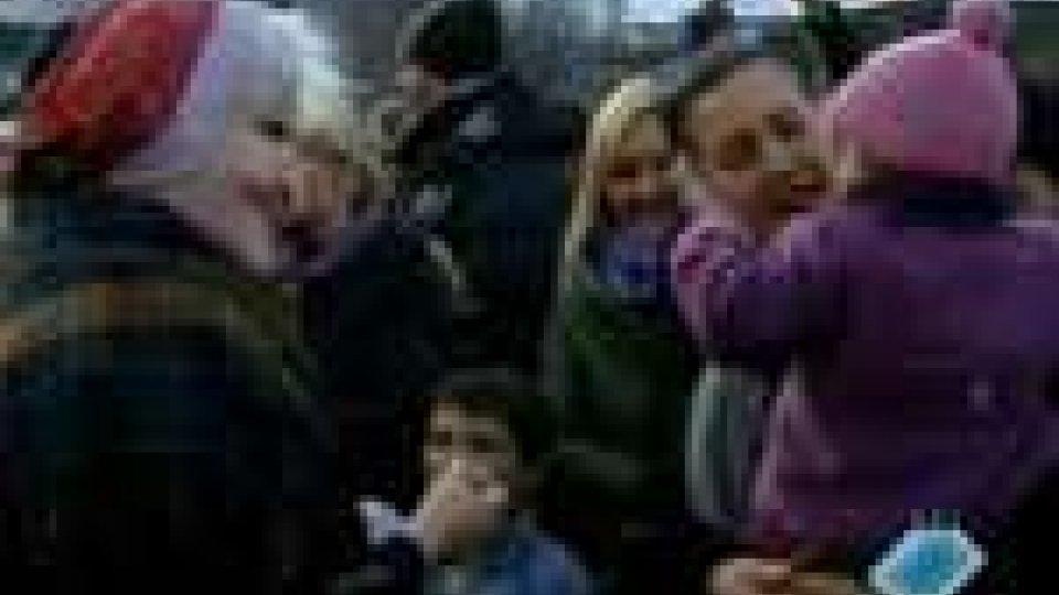 San Marino - Cresce l'attesa dei più piccoli: domani arriva la Befana
