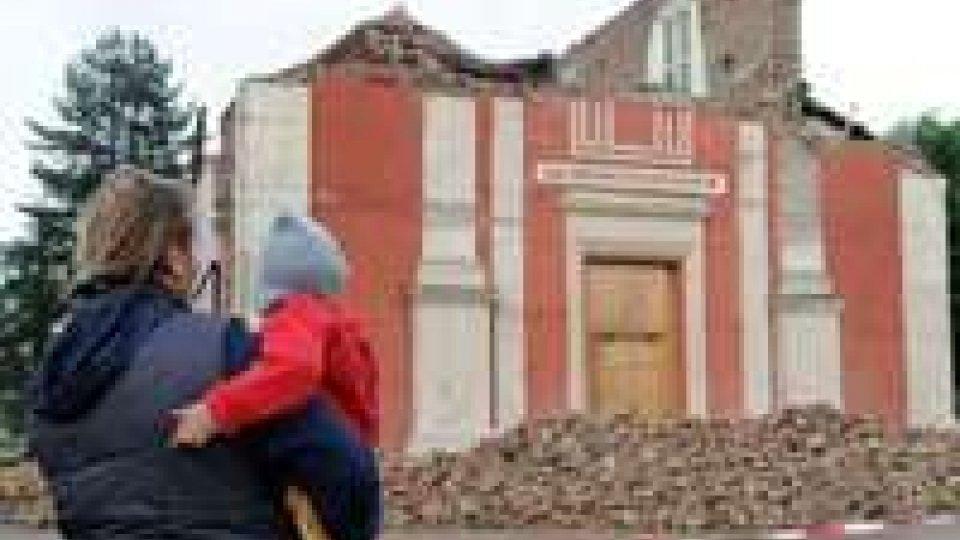 Un anno fa il terremoto dell'EmiliaUn anno fa il terremoto dell'Emilia