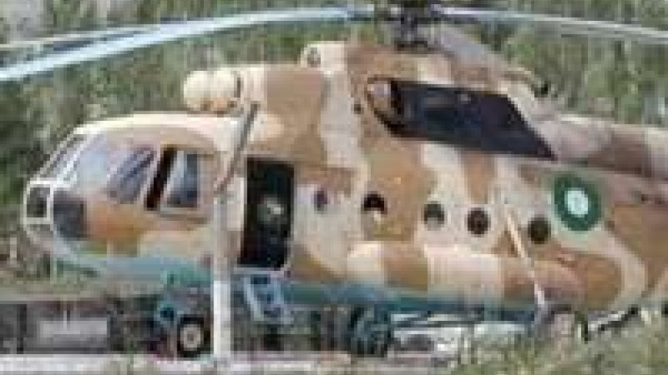 Pakistan: si schianta elicottero, morti 2 diplomatici