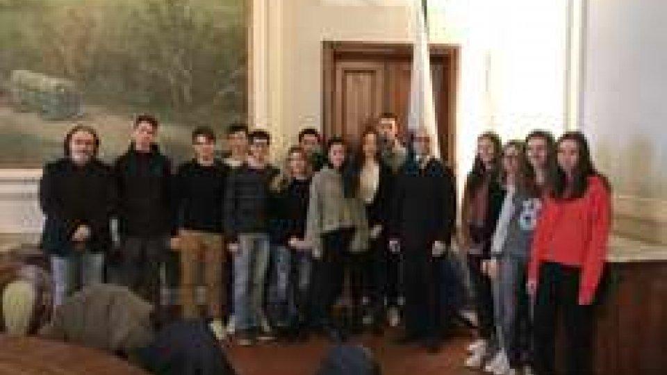 Avviato il programma di scambio studenti con la Vienna International School (VIS)