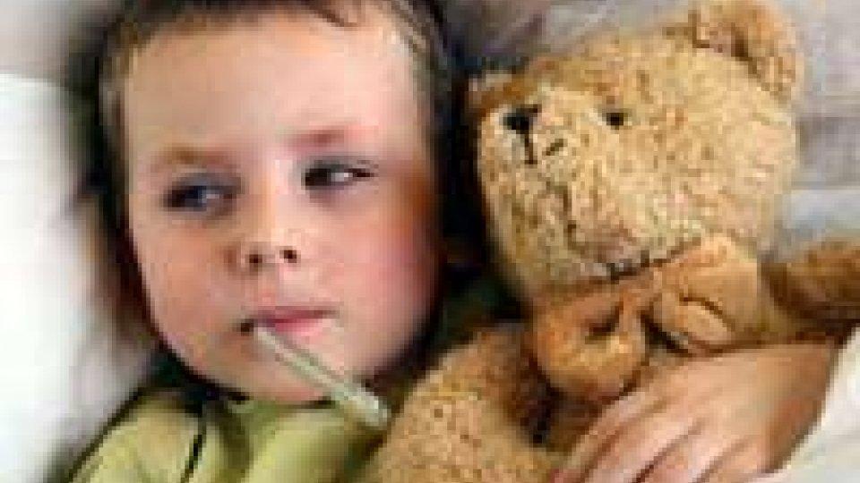 Influenza e bimbi: l'importanza della convalescenza