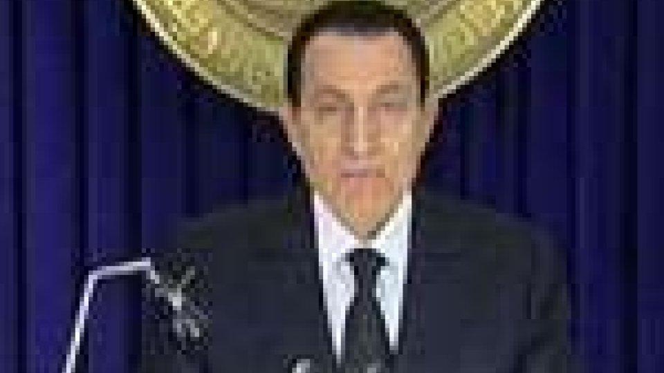 Egitto, è giallo sulle condizioni di Mubarak