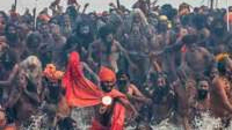 India: Kumbh Mela, al via il più grande pellegrinaggio induista