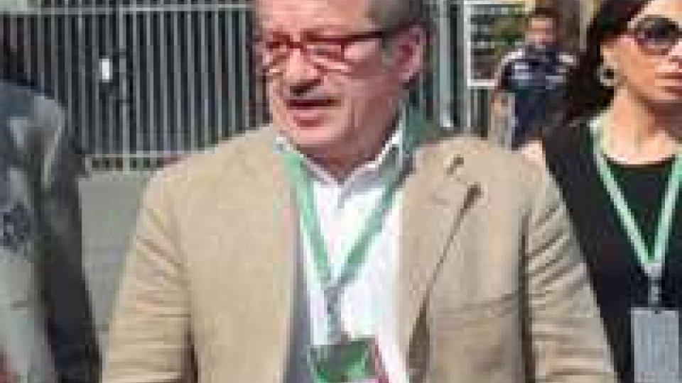 Incontro all'autodromo Monza tra Maroni e Montezemolo