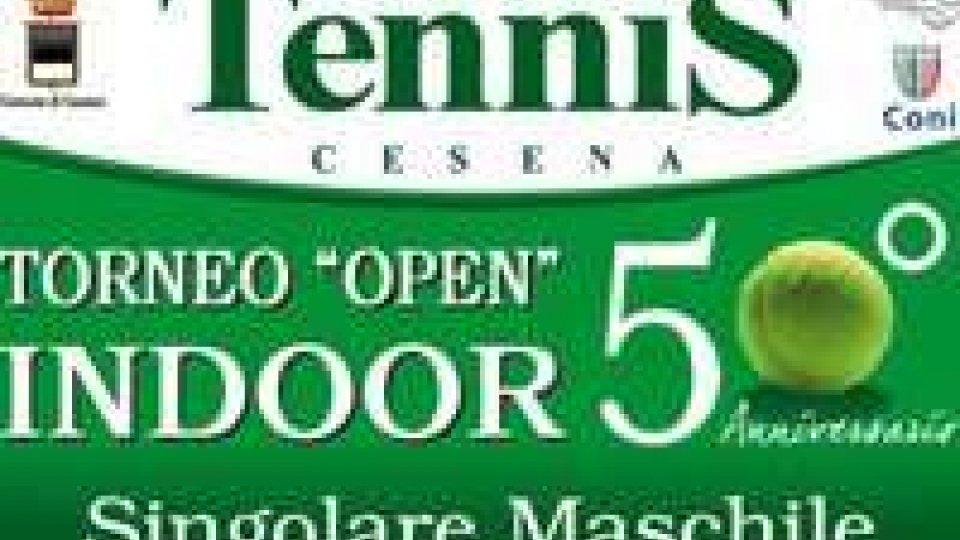 Cesena Open: out De Rossi e Diego Zonzini