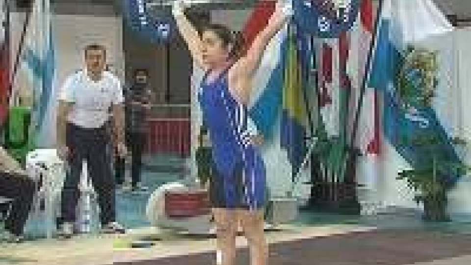 Pesi: a San Marino i Campionati Italiani Assoluti 2016