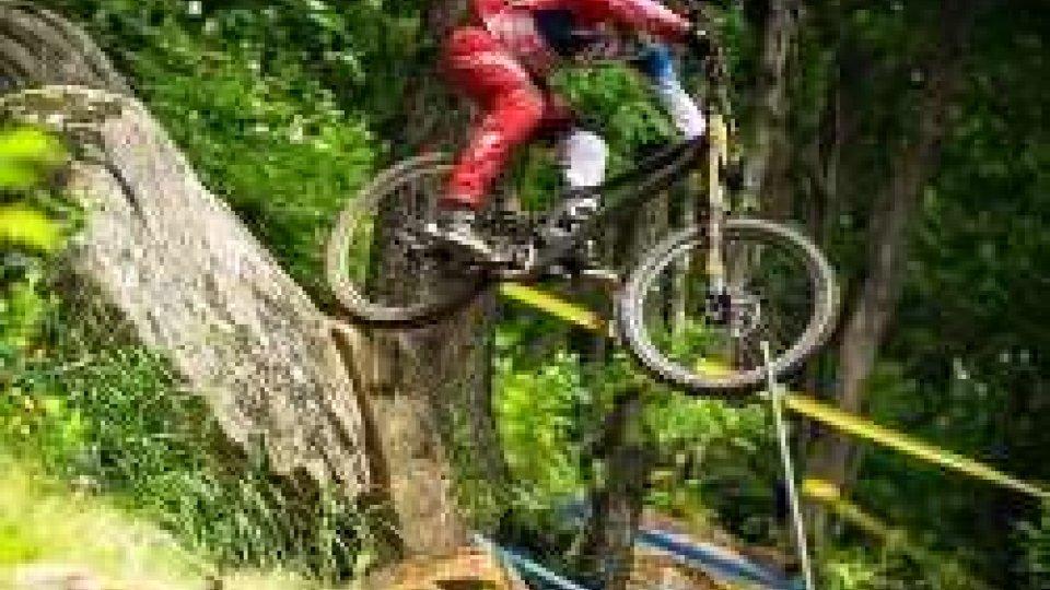 Mountain Bike: si rivede Gwin, domina AthertonMountain Bike: si rivede Gwin, domina Atherton