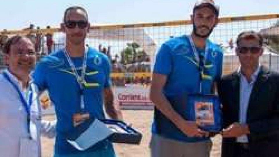Beach volley, Pini/Bulgarelli settime ai campionati italiani assoluti. Benvenuti/Rizzi fuori al terzo turno