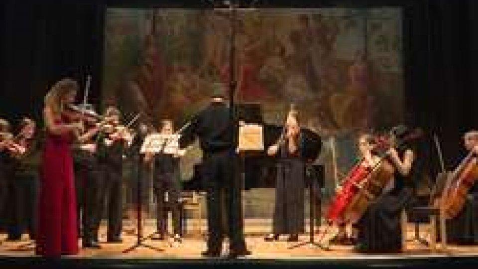 Esibizione Concert Academy
