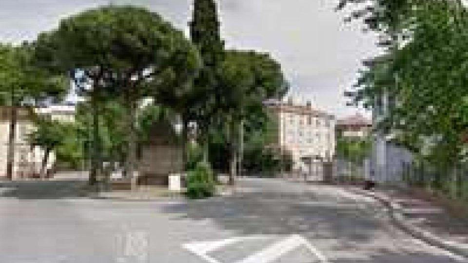 Rimini: centauro in gravi condizioni