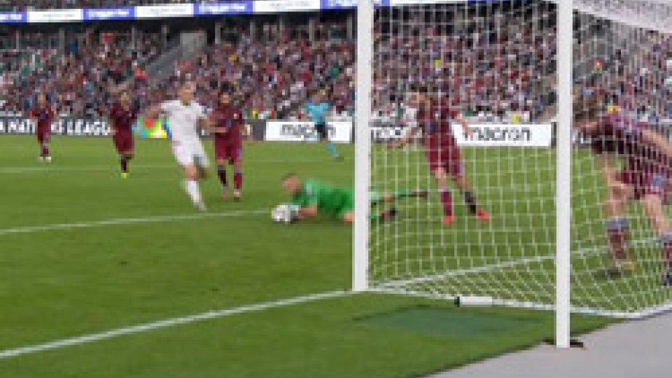 San Marino - BielorussiaBielorussia - San Marino 5 a 0