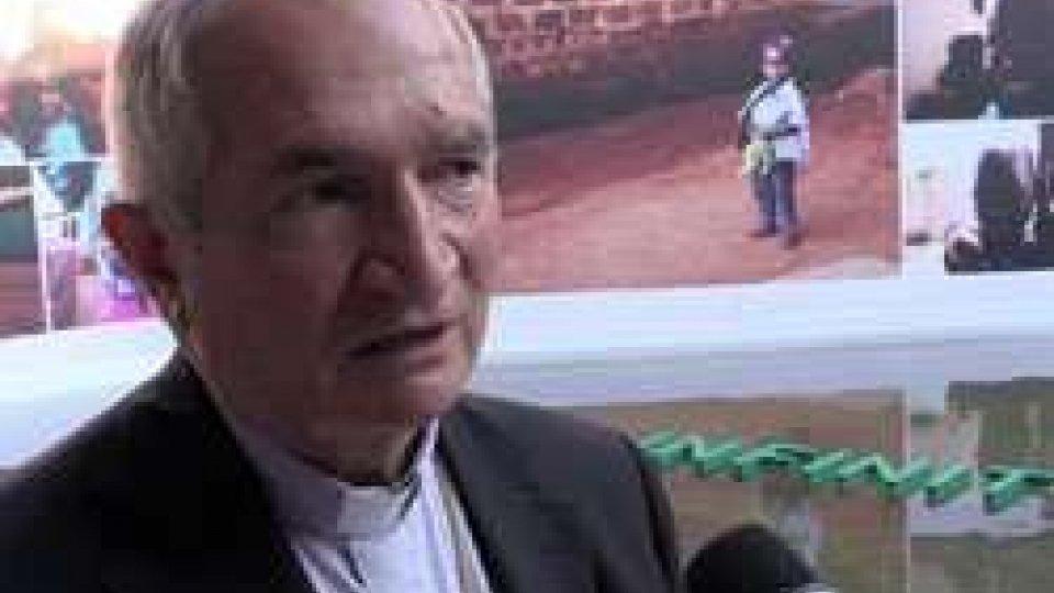 monsignor Silvano Maria Tomasi