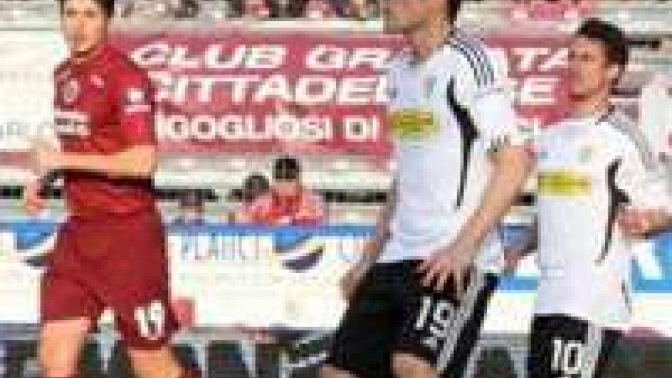 Cittadella-Cesena 1-1Cittadella-Cesena 1-1