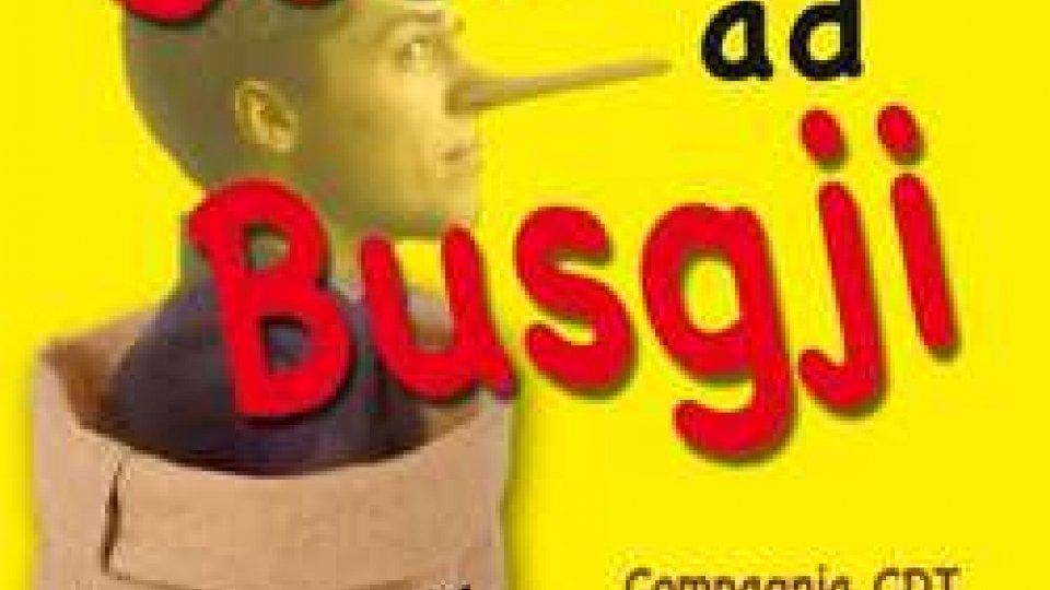 """""""Un scartoz ad busgji"""""""
