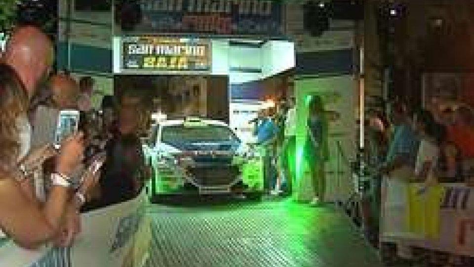 E' partito il Rally di San Marino numero 45