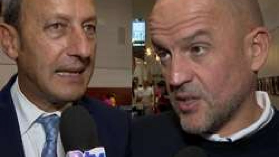 Gian Primo Giardi - Marco PodeschiGiardi e Podeschi aprono Sportinfiera 2017