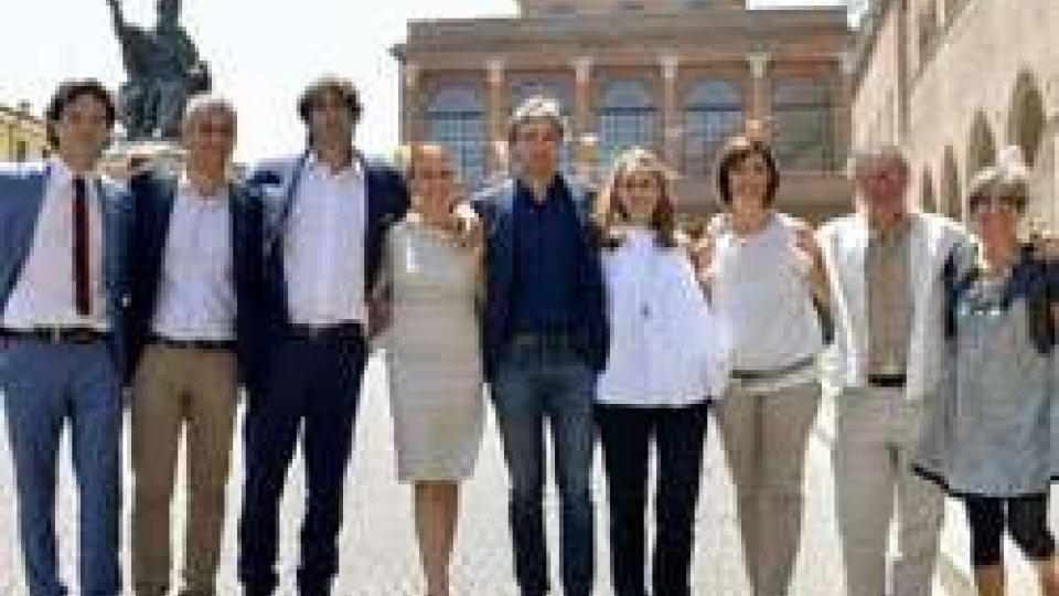 La nuova Giunta comunale di Rimini