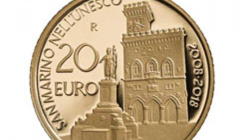 L'Ufficio Filatelico e Numismatico: nuove emissioni numismatiche