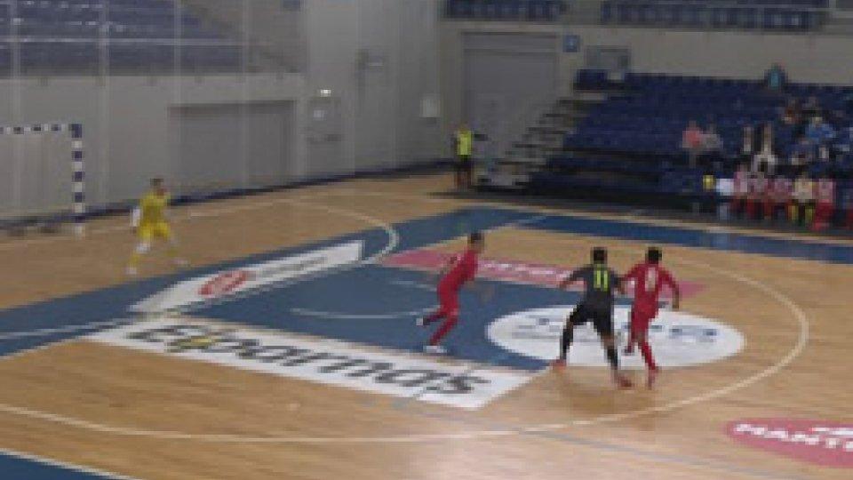 Futsal Champions LeagueFutsal Champions League, uno sfortunato Murata cede 8-1 al Reading