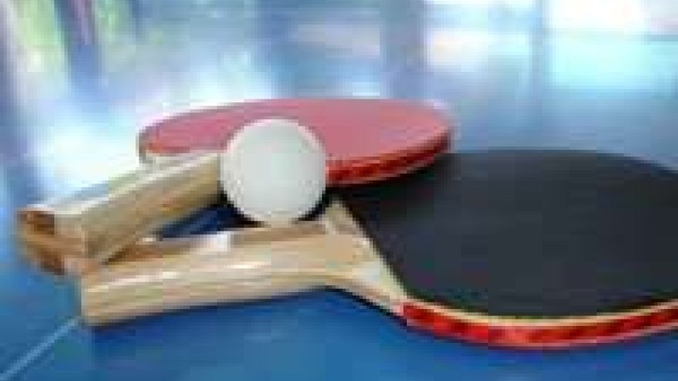 Tennis tavolo:la squadra maschile vola in Portogallo