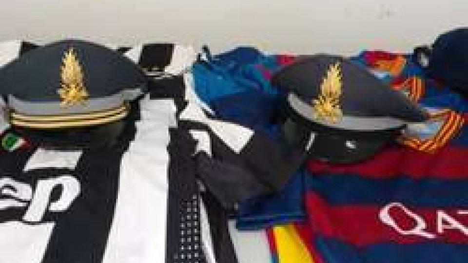 Operazione contro la contraffazione della Guardia di FinanzaRaffica di prodotti tarocchi o nocivi sequestrati dalla Finanza di Rimini con la Tenenza di Cattolica